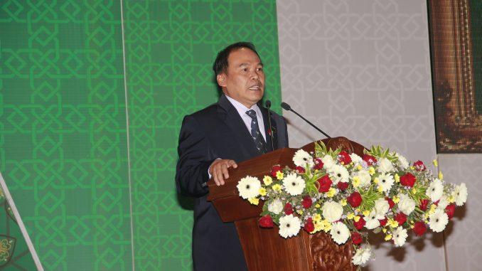 Prof. Dr. AH. Rofi'uddin, M.Pd ditetapkan sebagai Rektor UM Periode 2018-2022